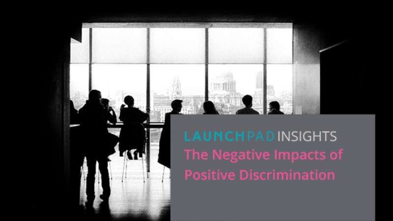 The Negative Impacts of Positive Discrimination